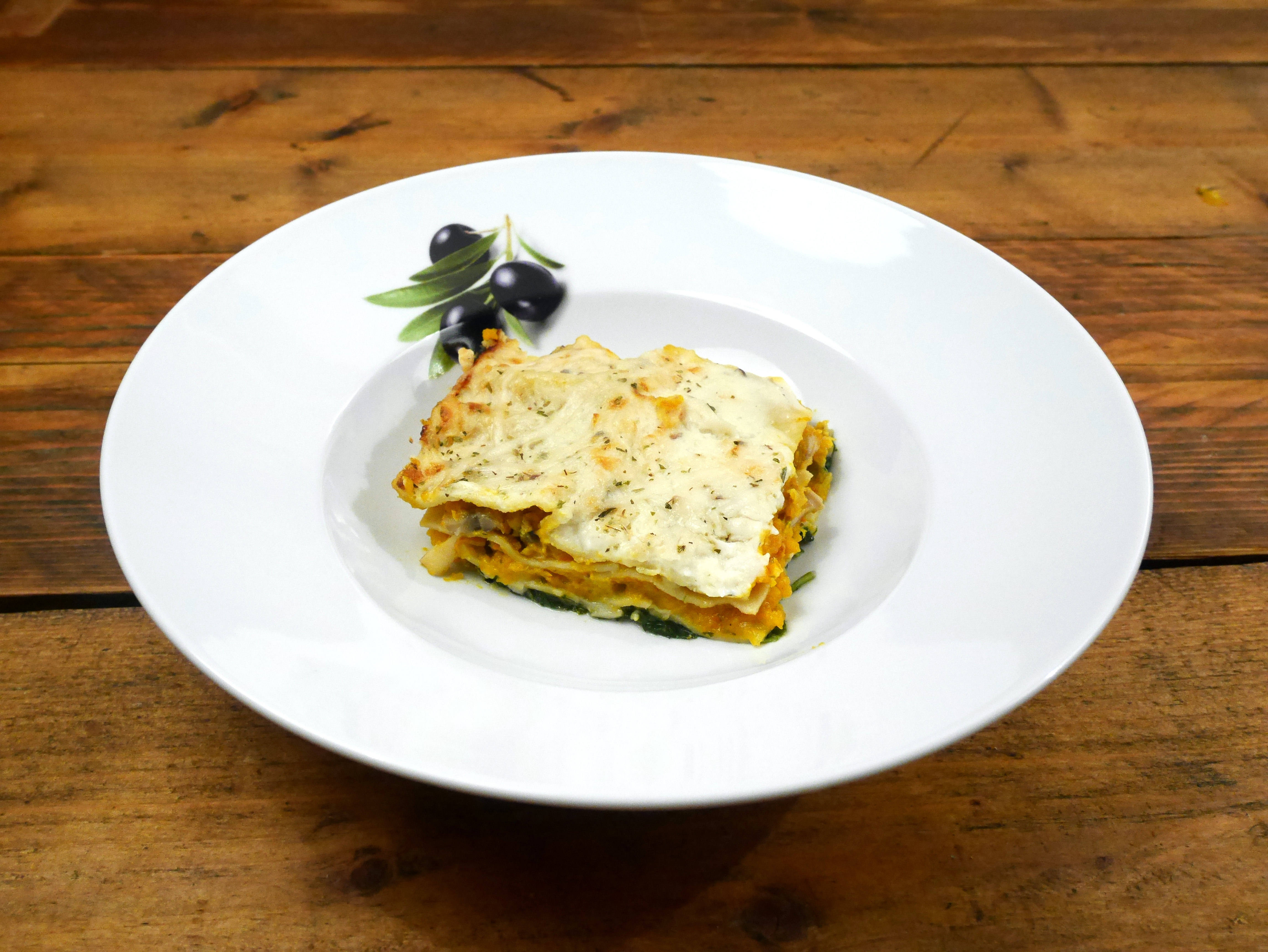 lasagne verwarmen oven